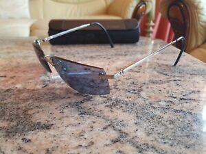 Cartier Titanium Unisex Lightweight Sunglasses  100%  Genuine