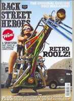 BACK STREET HEROES  No.372 April 2015 (NEW COPY)