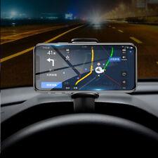 Dashboard Mount Car Phone Holder HUD Stand 360°Rotation For Smartphone GPS KY