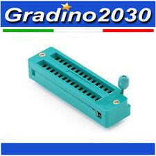 ZIF Socket 28-Pin Zoccolo per Atmega328p-pu - Arduino