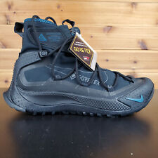 Nike ACG Air Terra Antartik Black Turquoise Grey BV6348-001 Men's 7