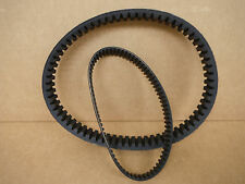 Bridgeport Mill 2 HP variable speed DRIVE & TIMING BELTS 1182120 1552106 NEW!
