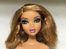 Barbie My Scene Nia Doll Strawberry Blonde Hair Restyled  Rare