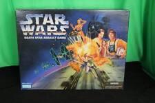 Star Wars Death Star Assault Board Game Space Princess Leah Darth Vader