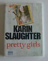Pretty Girls - by Karin Slaughter - MP3CD - Audiobook