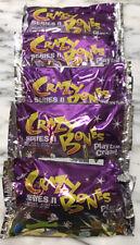 Crazy Bones SERIES II Go Go's (characters 61-120) NIP (5 foil packs)