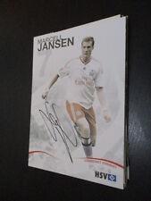 65910 Marcell Jansen HSV FC Bayern München DFB original signierte Autogrammkarte