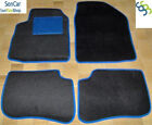 TOYOTA YARIS jusqu'à 2005 3 portes TAPIS tapis de voiture sur mesure + 4 bloc