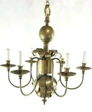 Br 1980s Antique Chandeliers Sconces Lighting Fixtures