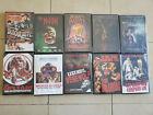 Внешний вид - Lot of 10 Horror DVDs-bloodlust-puppet master-darkness-devil-wicked-werewolf