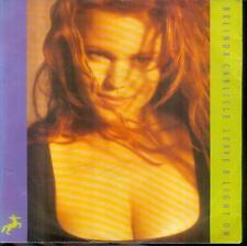 """7"""" Belinda Carlisle/leave A Light On (Go Go 's) D"""