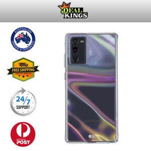 Original Case-Mate Samsung Galaxy S20 FE 5G Case - Soap Bubble