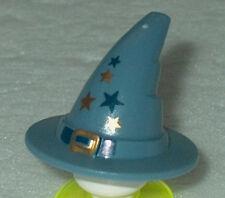 HEADGEAR Lego Wizard Hat w/ Stars Sand Blue  NEW 852293