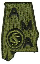 ALABAMA ARMY NATIONAL GUARD OCS - SUBDUED PATCH