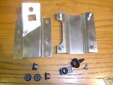 70-74 Cuda Challenger Floor Pan Exhaust Pipe Resonator Hanger Bracket w/OEM Nuts
