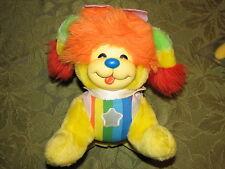 Vtg Rainbow Brite Puppy Dog Plush Stuffed Animal Doll 1983 Hallmark Bright
