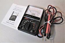 Radio Shack Micronta 22-212 multimeter