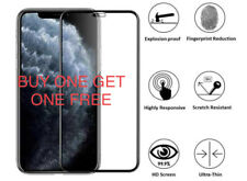 Tempered Glass Screen Protector For iPhone 11, 11 Pro,11 Pro Max  strength 10 H