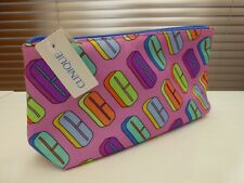 Clinique Logo Make up / Cosmetic Bag / Purse. New with Tags