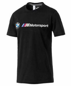 BMW Motorsport Puma Mens T-Shirt & Jackets Official Merchandise Collection