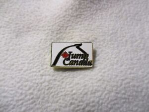 2020 Tokyo - Canada Equestrian Jump pin