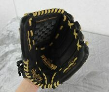 Rawlings Black and Gold RSB Softball Series Ball Glove # SSW13