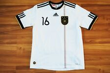 13-14 YEARS L GERMANY NATIONAL TEAM 2010-2012 HOME FOOTBALL SHIRT JERSEY 16 LAHM