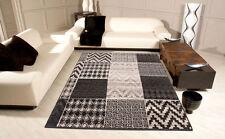 Moderne Wohnraum-Teppiche mit Patchwork-Muster fürs Arbeitszimmer