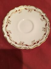 """NEW ROYAL DOULTON """"STRASBOURG"""" SAUCER MADE IN ENGLAND H4958 NEW!"""