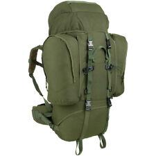 MFH Backpack Alpin 110 Outdoor Hiking Trekking Camping Fishing Patrol OD Green