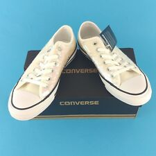 Converse Ladies CTAS Sequin Ox Lo Rise Shoes In beautiful Iridescent Coral