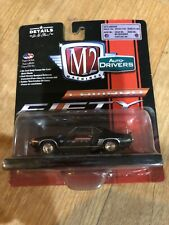 S5/4 M2 Machines 1969 CHEVROLET CAMARO SS/RS 396 Camaro Fifty Auto-Drivers New