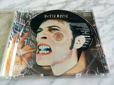 David Bowie The Hearts Filthy Lesson Shaped CD Picture Disc Ziggy Stardust RARE!