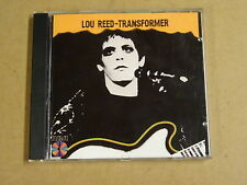 CD / LOU REED - TRANSFORMER