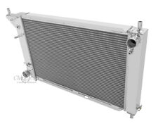1996 FORD MUSTANG 2 Row All Aluminum Champion Radiator DR