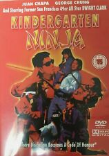 Kindergarten Ninja DVD 1994 Cult Martial Arts Comedy Film Movie