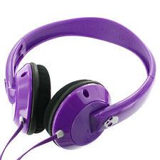 Skullcandy Purple Headphones