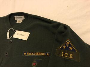 BEST ICEBERG CASTELBAJAC COMPANY SPORT ICE PULLOVER, RAR, NP 550 €, NEUWARE