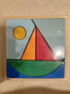 Retired Grimm's Boat Puzzle
