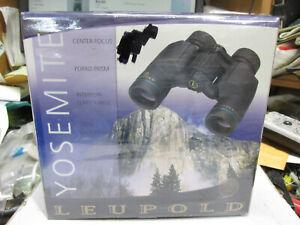 [shel] Leupold Yosemite binoculars 6x30 center focus