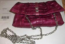 Brighton Nolita Shimmer Mini Pouchette Crossbody Bag Azalea New NWT MSRP $75