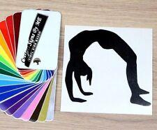 Ginnastica danza balletto Sticker Vinyl Decal Adesivo Murale Finestra LIBRO Laptop #6