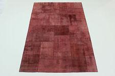 Designer Patchwork Stone Wash Used Look Perser Teppich Orientteppich 3,07 X 2,02