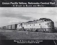 Union Pacific Yellow,  NEBRASKA CENTRAL Red -- (NEW BOOK)