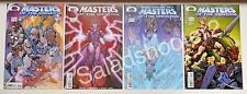 Lot of 4 Masters of the Universe 2003 Mini Series Complete by Image Comics NM