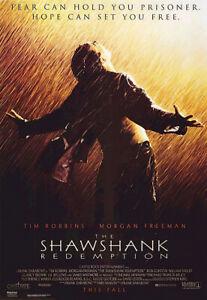 """The Shawshank Redemption - Movie Poster / Print (Regular) (Size: 27 X 39"""")"""