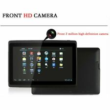 7'' inch Google Android 4.4 Tablet PC Quad Core 8GB Dual Camera WiFi BluetoothQW