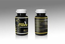 2 Pcs. Double Maxx Premium 60 Capsules Enhance Sexual Performance Enlargement