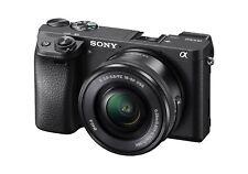 Sony ILCE-6300 Black + E 16-50mm F3.5-5.6 OSS Lens Kit Alpha A6300 ILCE-6300L