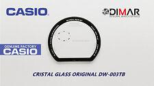 VINTAGE GLASS CASIO DW-003TB NOS